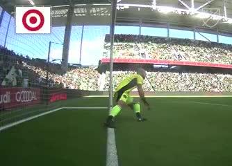 El insólito gol de penal de Cecilio Domínguez en la MLS