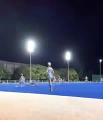 El gol de Majo Granatto de desvío