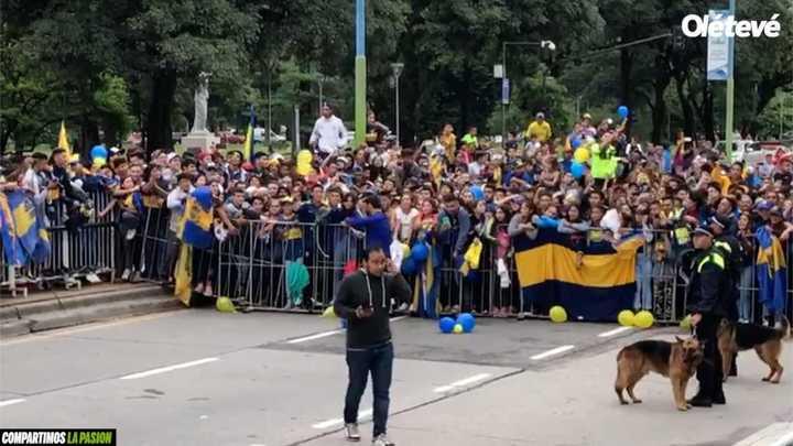 Así esperan a Boca en Tucumán