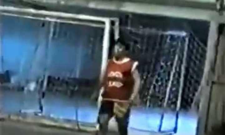 Video inédito de Diego Maradona jugando al futsal