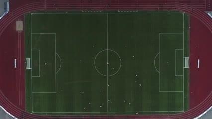 El contraste del fútbol bielorruso