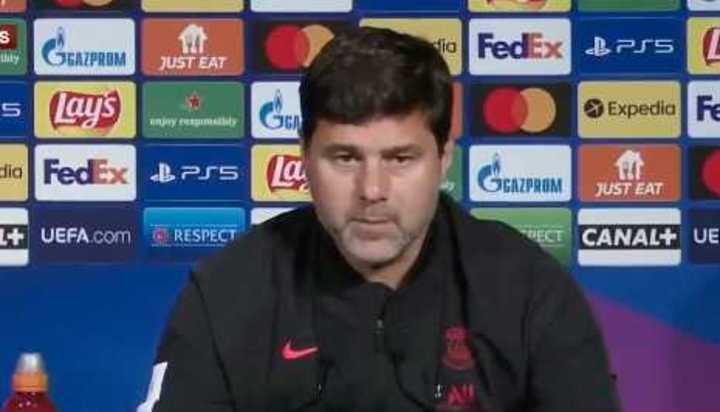 Pochettino no confirmó el equipo para enfrentar al Manchester City