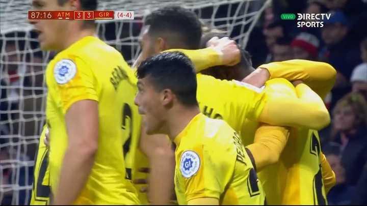 Doumbia le da el pase a Girona