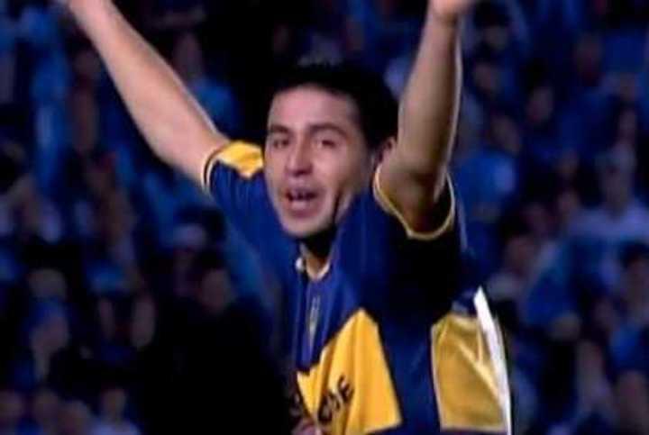 Gremio 0 - Boca 2