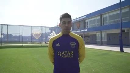 Ramírez expresó de su deseo de jugar en Boca