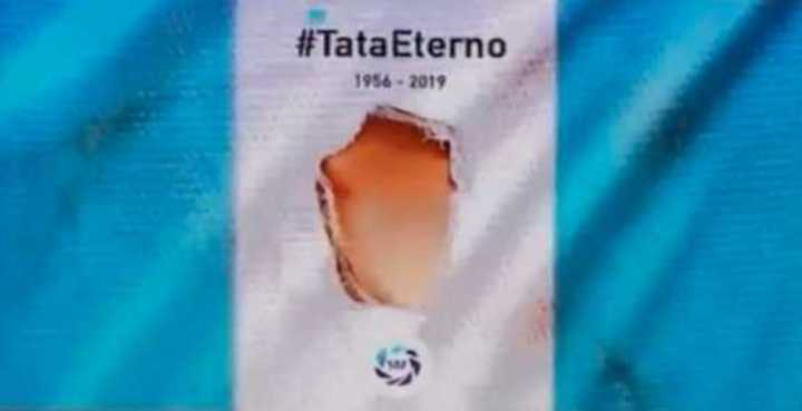 El video homenaje de la Superliga al Tata Brown