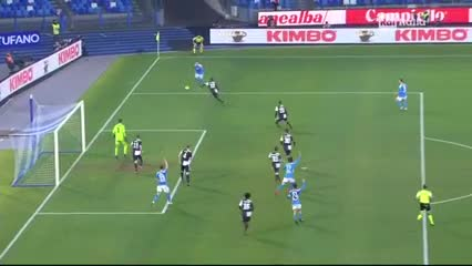 Napoli 2 - Juventus 1