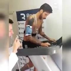 Ricky Alvarez se hizo la revisión médica