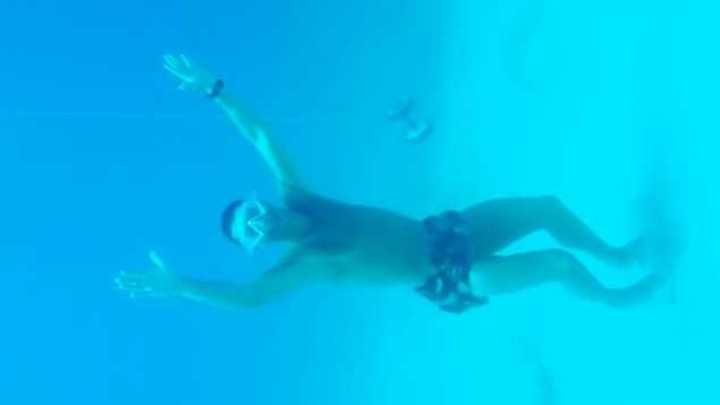 Cristiano haciendo snorkel durante sus vacaciones