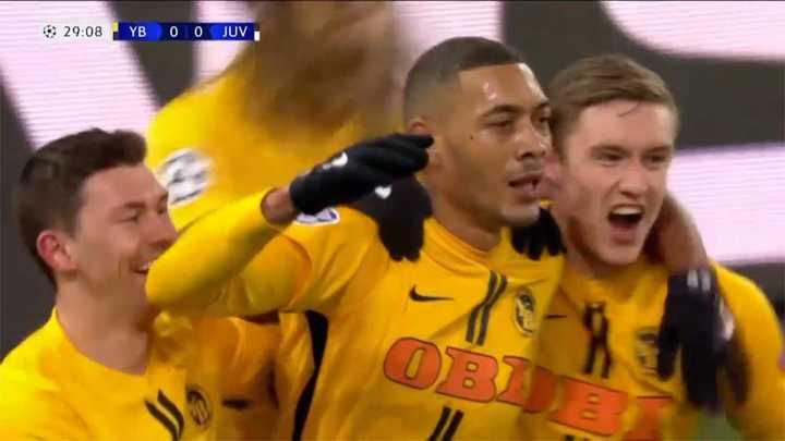 La Juve pierde por un penal que Hoarau cambió por gol
