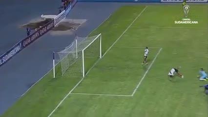 El increíble gol de Zulia