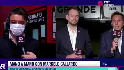 Gallardo opinó sobre su futuro como entrenador