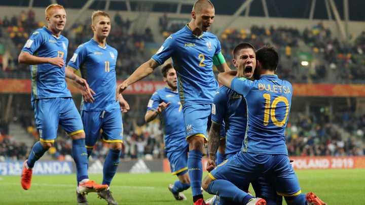 Ucrania le ganó 2-1 a Estados Unidos