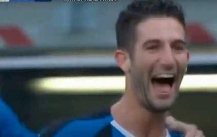 Gagliardini puso el 4 a 0 del Inter