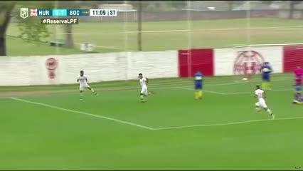 El empate de Sánchez para Huracán contra Boca