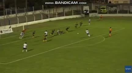 El 2-1 de Santamarina a Dálmine