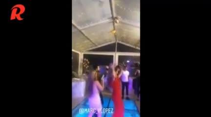 La fiesta por la que suspendieron a Marchesín y Saravia