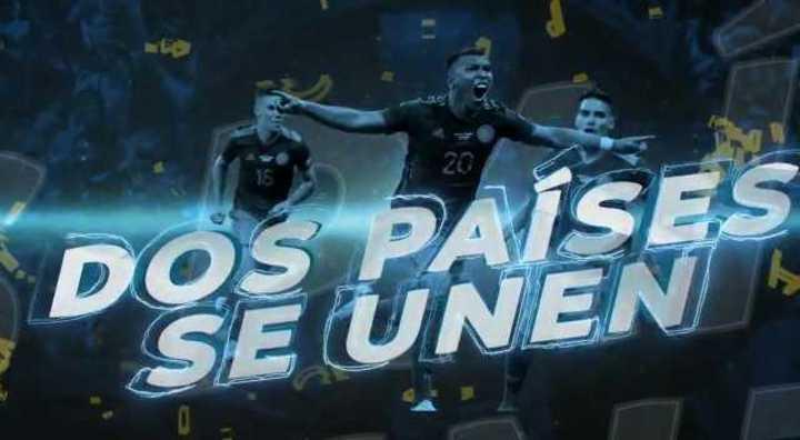 El video de la Copa América