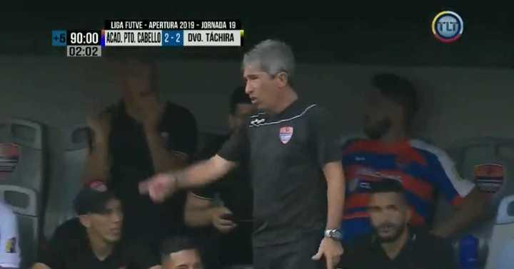 Gol, eliminación y llanto