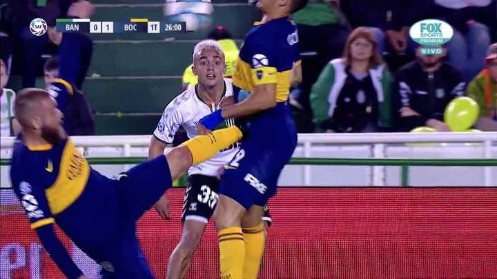 De Rossi atendió a Goltz