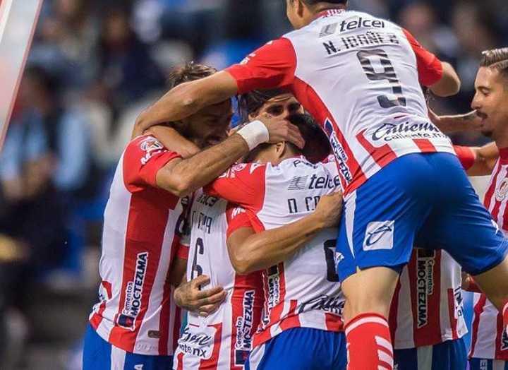 El resumen de Puebla 1 - Atl. San Luis 3