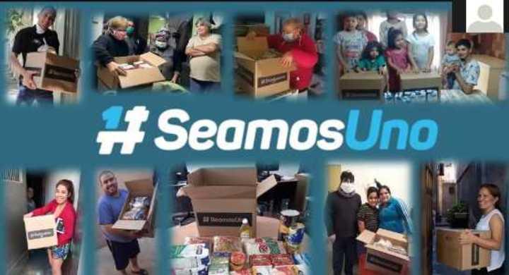 Así es la movida #SeamosUno