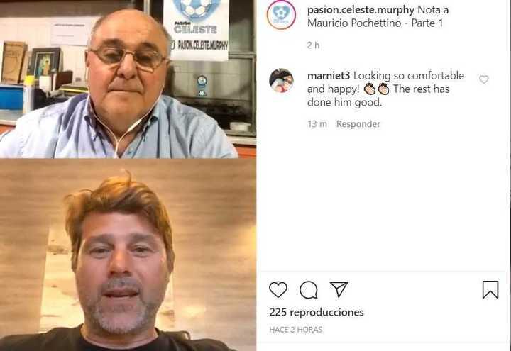 Pochettino elogió a Bielsa y lo comparó con Menotti y Bilardo