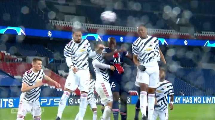 El PSG empató con gol en contra