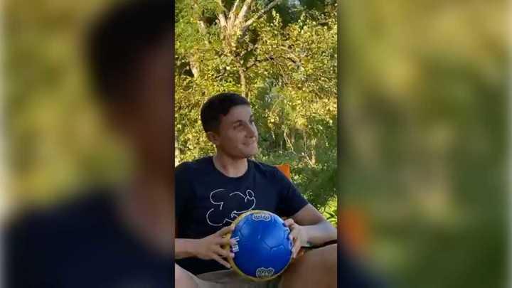 Nahuel Tenaglia sobre las chances de llegar a Boca