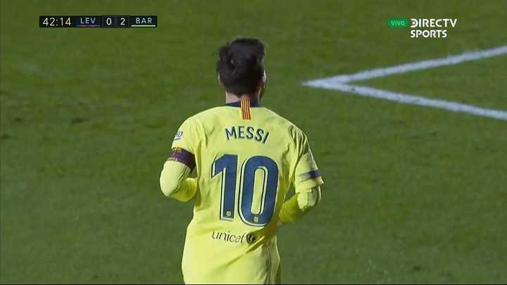 Gol de Lionel