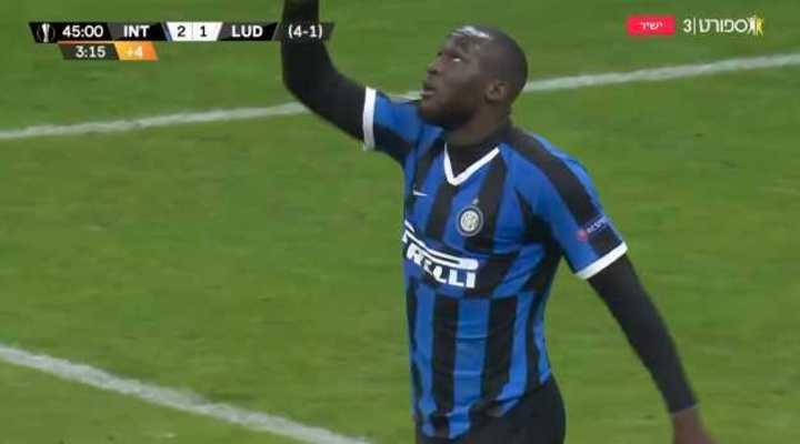 El 2 a 1 del Inter al Lodogorets