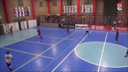 Stentor le ganó 4-2 a Estudiantil Porteño