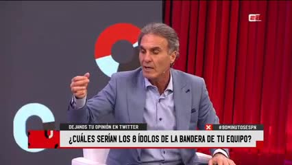 Ruggeri contó por qué a Passarella le fue mal como presidente de River