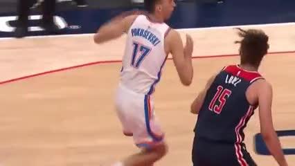 Campazzo en el Top 10 de asistencias de la NBA
