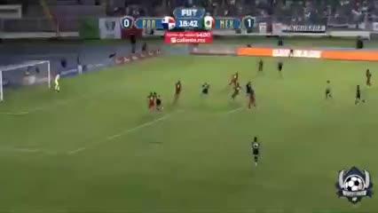 El resumen de Panamá 0 - México 3