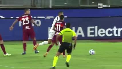 Cristiano puso el 1 a 1 de penal