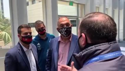 En Guayaquil no quieren que se juegue el partido con Flamengo