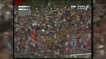 El recuerdo de Gimnasia 1 - Estudiantes 0