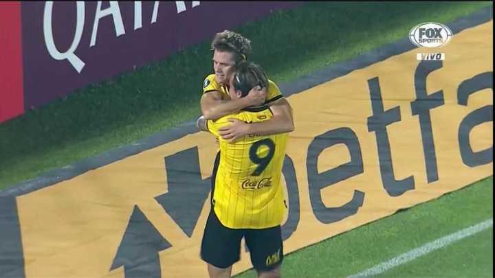 Llegó el empate para Guaraní