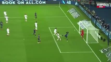 Icardi marcó el gol del triunfo para el PSG
