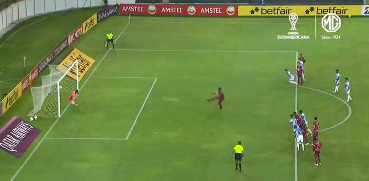 Tolima no pudo aguantar el resultado ante Emelec: fue 1-1