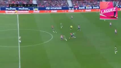 El resumen de Atlético de Madrid 3 - Alavés 0
