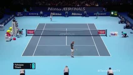 Gritaron el gol de Gabigol en plena final del Masters