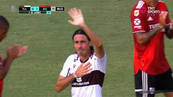 Trapito Vega se despidió del fútbol