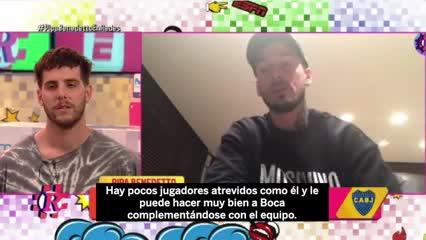 """""""A Centu le pondría un boliche al lado de la Bombonera"""""""