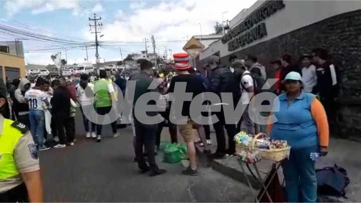 La previa de Liga vs. Boca desde Quito