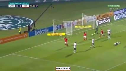 Paolo Guerrero convirtió el gol del Inter