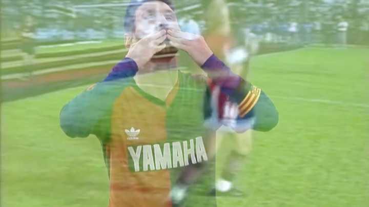 El gol de Diego y el gol de Messi