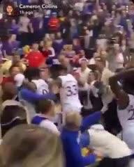 El enfrentamiento desde la tribuna