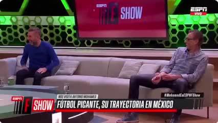 Mohamed y una muy particular anécdota en México